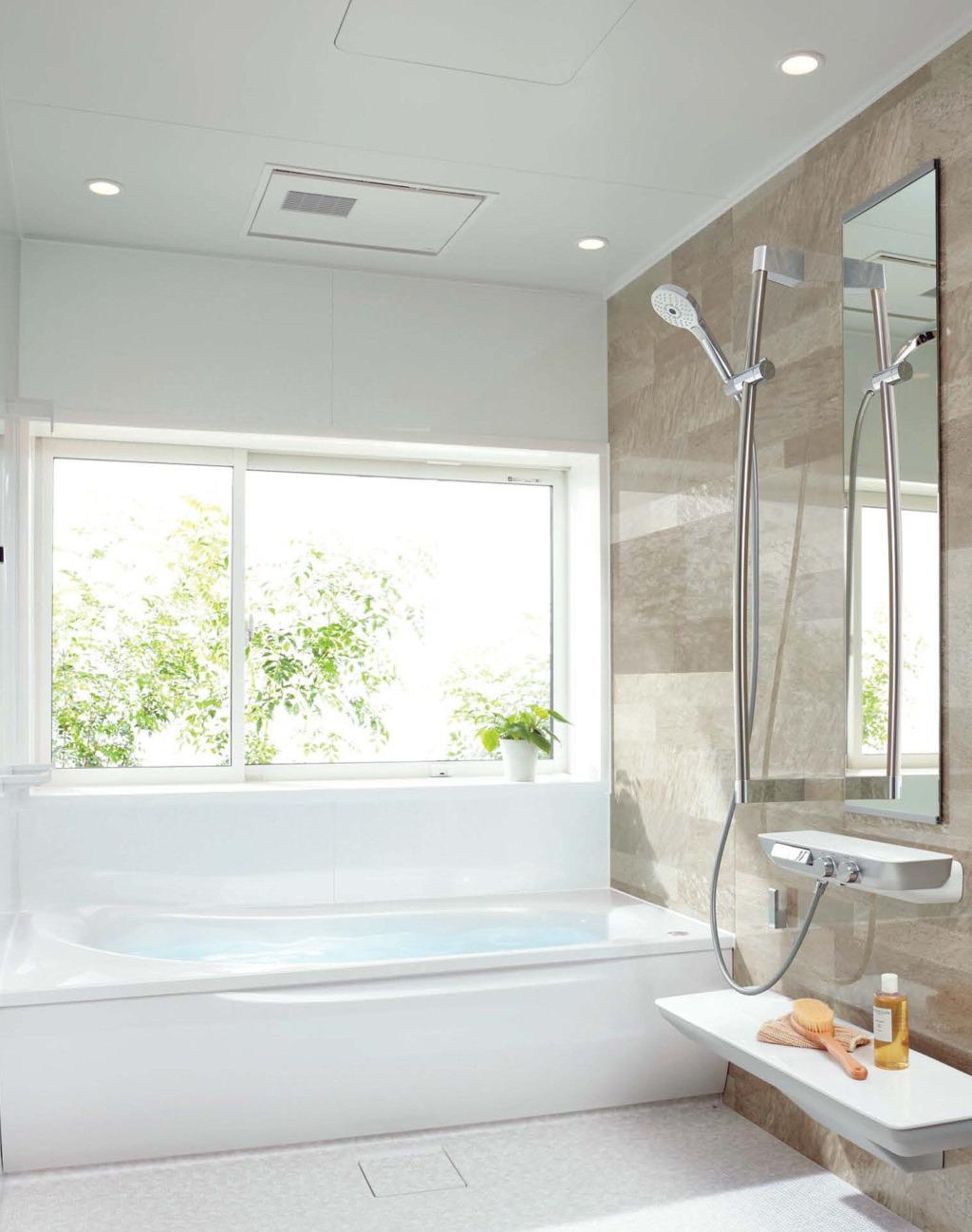 浴室暖房換気乾燥機設置