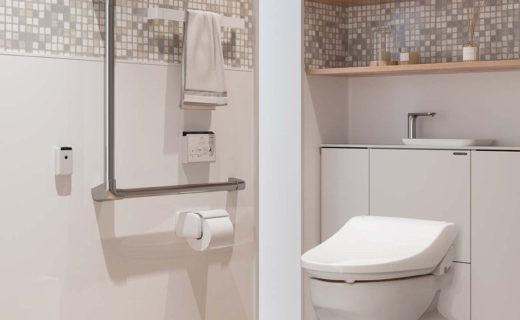 タカラスタンダードトイレ画像