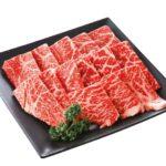 宮崎牛焼肉用(モモ240g)2