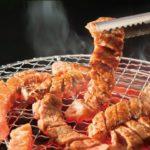 亀山社中たれ漬け3種焼肉(3種焼肉計300g)1