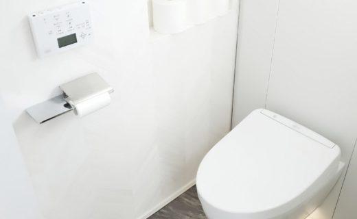 2階にトイレ新設