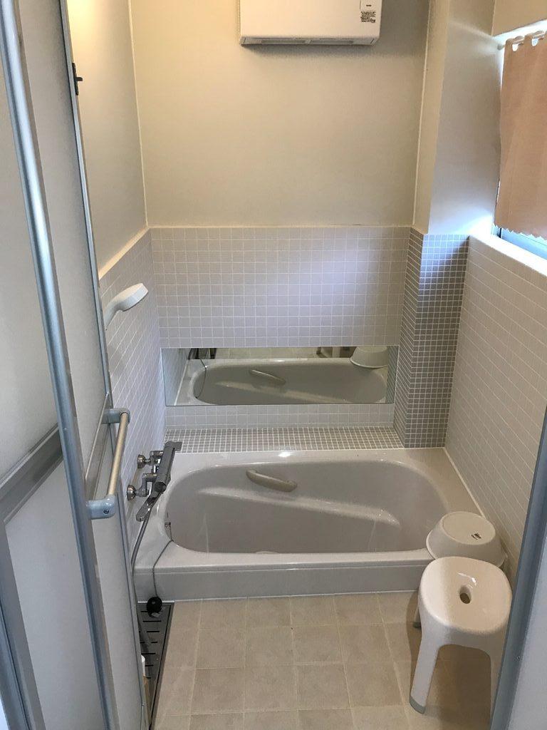 リフォーム後浴室画像