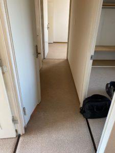 廊下施工前写真