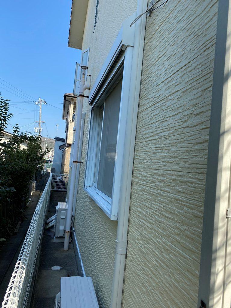 外壁塗装工事前写真